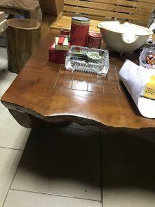 Outdoor Furniture Wood Teak