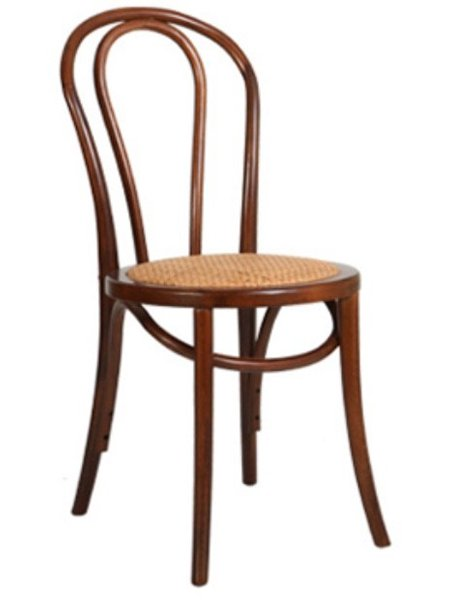 bentwood dining chair with seat