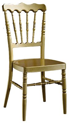 gold wedding chiavari chair